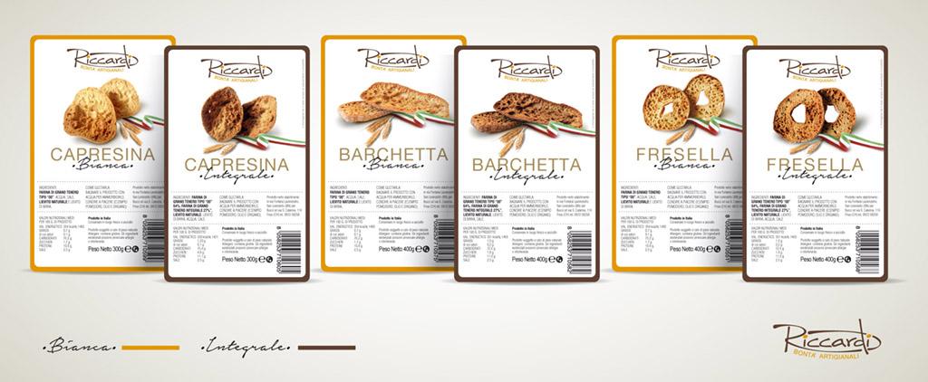 Riccardi, nuovo brand ed etichette